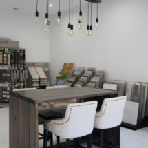 Redstone Floor Coverings Showroom